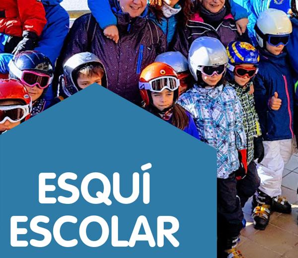 Escola d'Esquí de la Molina